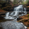 Feb. Assigned AMotion_Ricketts Glen Waterfall_Ryan Kirschner_Top Award_20170227