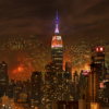 4th. of July over Manhattan_Nick Palmieri_Assigned Salon Americana_Equal Merit