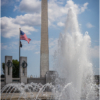 Washington Monument from WWII Memorial_Ellen Stein_Assigned A Americana_Honorable Mention