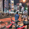 Taking a break Tokyo, Japan_Jonathan Schwartz_Open B_Honorable Mention