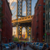 Manhattan Bridge_Nick Palmieri_Assigned Salon Bridges_Honorable Mention