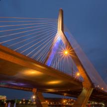 Zakim Bridge Boston_Nick Palmieri_Assigned Salon Bridges_Equal Merit