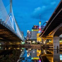 Zakin Bridge by the Garden_Giselle Valdes_Assigned B Bridges_Honorable Mention