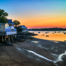 Marblehead Sunset_Giselle Valdes_Open B_Honorable Mention