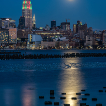 Supermoon Over NYC_Ryan Kirschner_Open Salon_Equal Merit