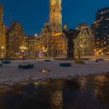 City Hall Reflection_Nick Palmieri_Open Salon_Honorable Mention
