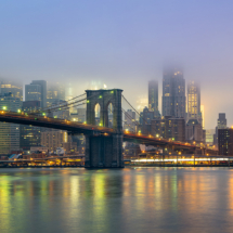 Fog Over NYC_Ryan Kirschner_Assigned Salon Bad Weather_Honorable Mention