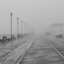 Foggy Boardwalk_Stephanie Gamba_Assigned A Bad Weather_Equal Merit
