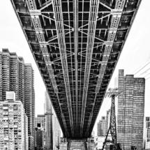 59th Street Bridge in Contrast_Al Brown_Open Salon_Honorable Mention