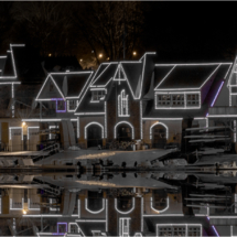 Boathouse Row_Nick Palmieri_Assigned Salon Night Photography_Equal Merit