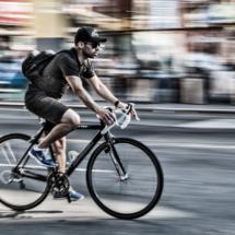City Cyclist_Al Brown_Open Salon_Equal Merit