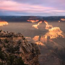 Grand Canyon Sunrise_Ryan Kirschner_Open Salon_Equal Merit