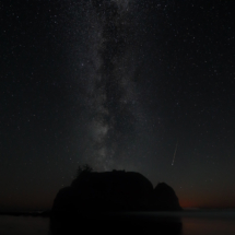 Incoming Meteor_Nick Palmieri_Assigned Salon Night Photography_Honorable Mention