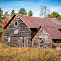 Abandoned Barn_Ryan Kirschner_Assigned Salon Decayed Architecture_Honorable Mention