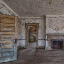Abandoned Rooms_Sherryl Gilfillian_Assigned A Decayed Architecture_Equal Merit