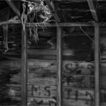 Cobwebs and Graffiti_Lisa Blake_Assigned B Decayed Architecture_Equal Merit