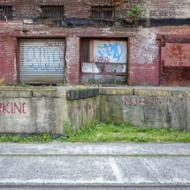 No Parking_Barbara Martens_Assigned B Decayed Architecture_Honorable Mention
