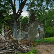 Nothing Left_Stephanie Gamba_Assigned A Decayed Architecture_Honorable Mention