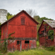 Red Dirt Barns_Giselle Valdes_Assigned B Decayed Architecture_Honorable Mention