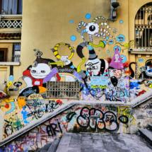 Scalinata Grafitti_Giselle Valdes_Open B_Honorable Mention