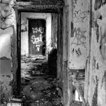 The door of destruction_Lisa Blake_Assigned B Decayed Architecture_Equal Merit