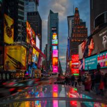 Times Square_Nick Palmieri_Open Salon_Equal Merit