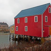 Red Boathouse_Arlene Sopranzetti_Open A_Honorable Mention