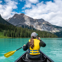 Kayaking The Canadian Rockies_Ryan Kirschner_Assigned Salon Transportation_Honorable Mention