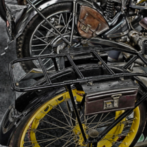 Vintage Racing Bikes_Sherryl Gilfillian_Assigned A Transportation_Honorable Mention