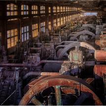 Bethlehem Steel Blast Furnaces_Peter Smejkal_Assigned B Machinery_Equal Merit