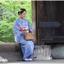 Girl In A Kimono_Wendy Kaplowitz_Open B_Honorable Mention