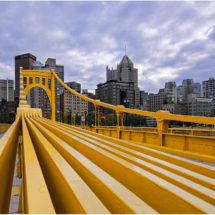 Andy Warhol Bridge, Steel City Pittsburgh_Peter Smejkal_Assigned B Leading Lines_Equal Merit