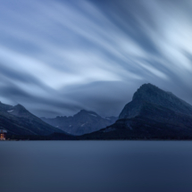Swiftcurrent Lake_Nick Palmieri_Open Salon_Honorable Mention