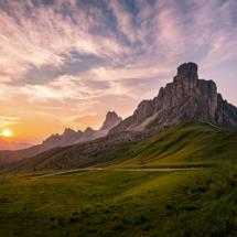 Dolomites Sunset_Ryan Kirschner_Open Salon_Equal Merit