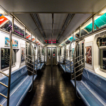 Lonley Subway_Chris Manning_Open A_Honorable Mention