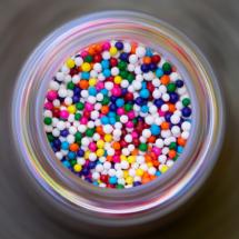 Spinning Sprinkles_Arlene Sopranzetti_Assigned A Macro & CloseUp Food_Equal Merit