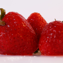 Strawberry Trio_Christine Truhe_Assigned B Macro & CloseUp Food_Equal Merit