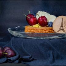 Tart and Cherries_Ellen Stein_Assigned Salon Macro & CloseUp Food_None