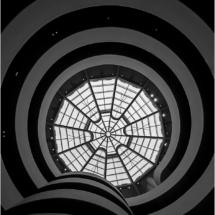 Guggenheim Ceiling_Sherryl Gilfillian_Assigned Salon Patterns & Textures_Equal Merit