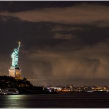 Lady Liberty in NY Harbor_Ellen Stein_Open Salon_Equal Merit