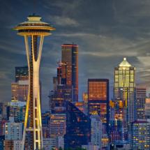 Seattle at Sundown_Nick Palmieri_Open Salon_Equal Merit