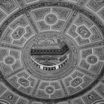 Vienna Museum Ceiling_Sherryl Gilfillian_Assigned Salon Patterns & Textures_Equal Merit