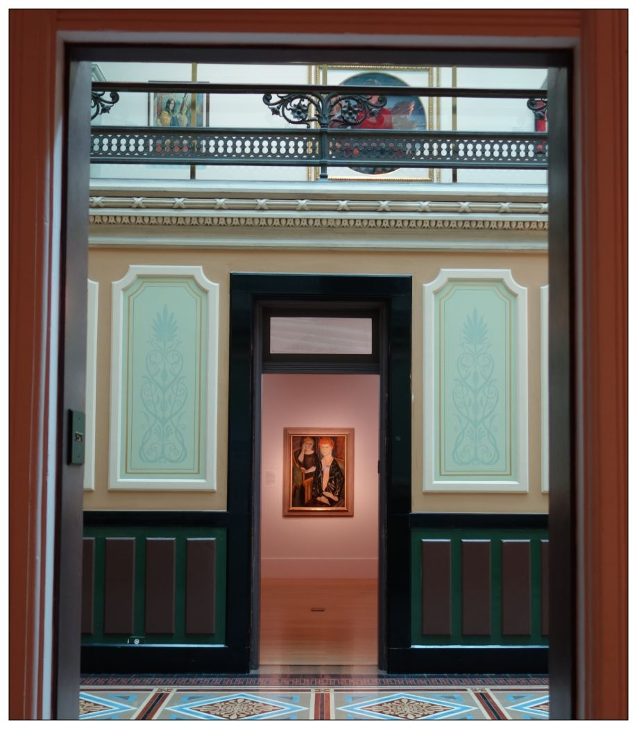 Image of the Month - B - Through the Doorway by Wendy Kaplowitz