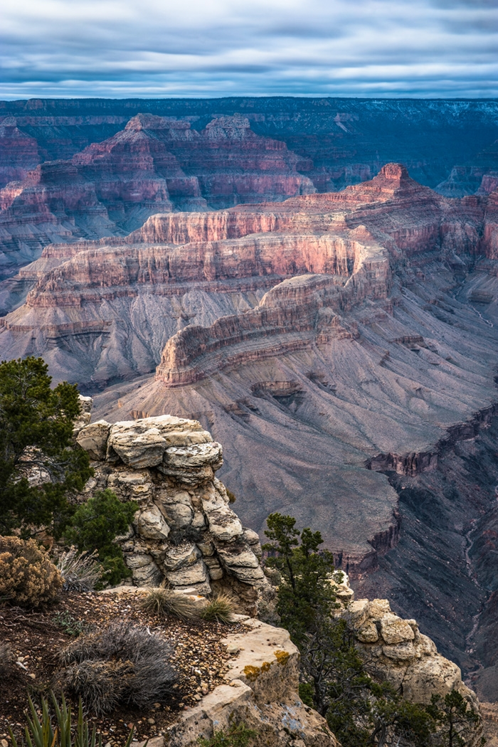 Image of the Month - A - The Grand Canyon by Ryan Kirschner