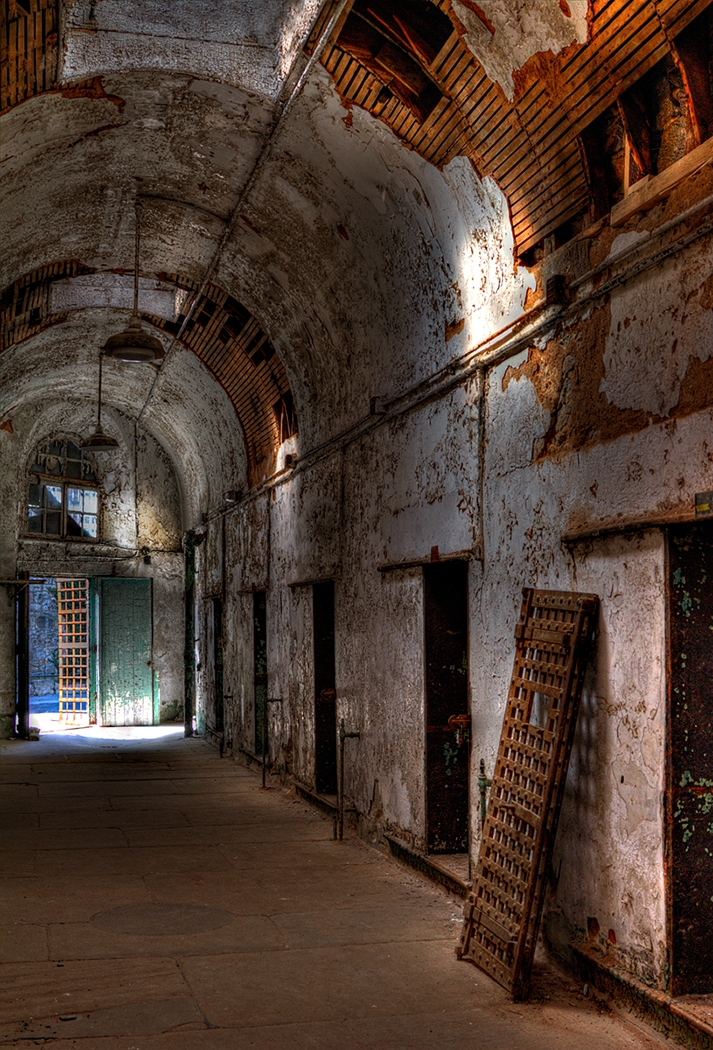 Image of the Month - Salon - Eastern State Pen by Nick Palmieri