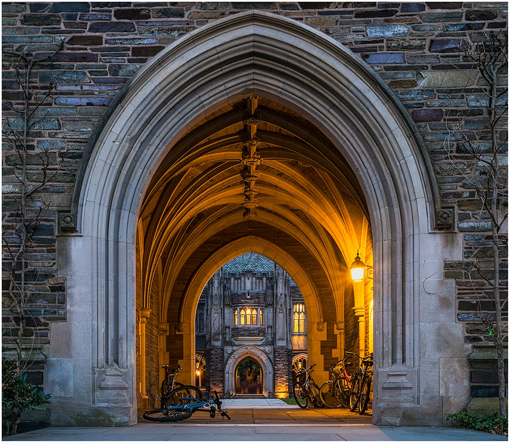 Image of the Month - A - Princeton Architecture by Ryan Kirschner