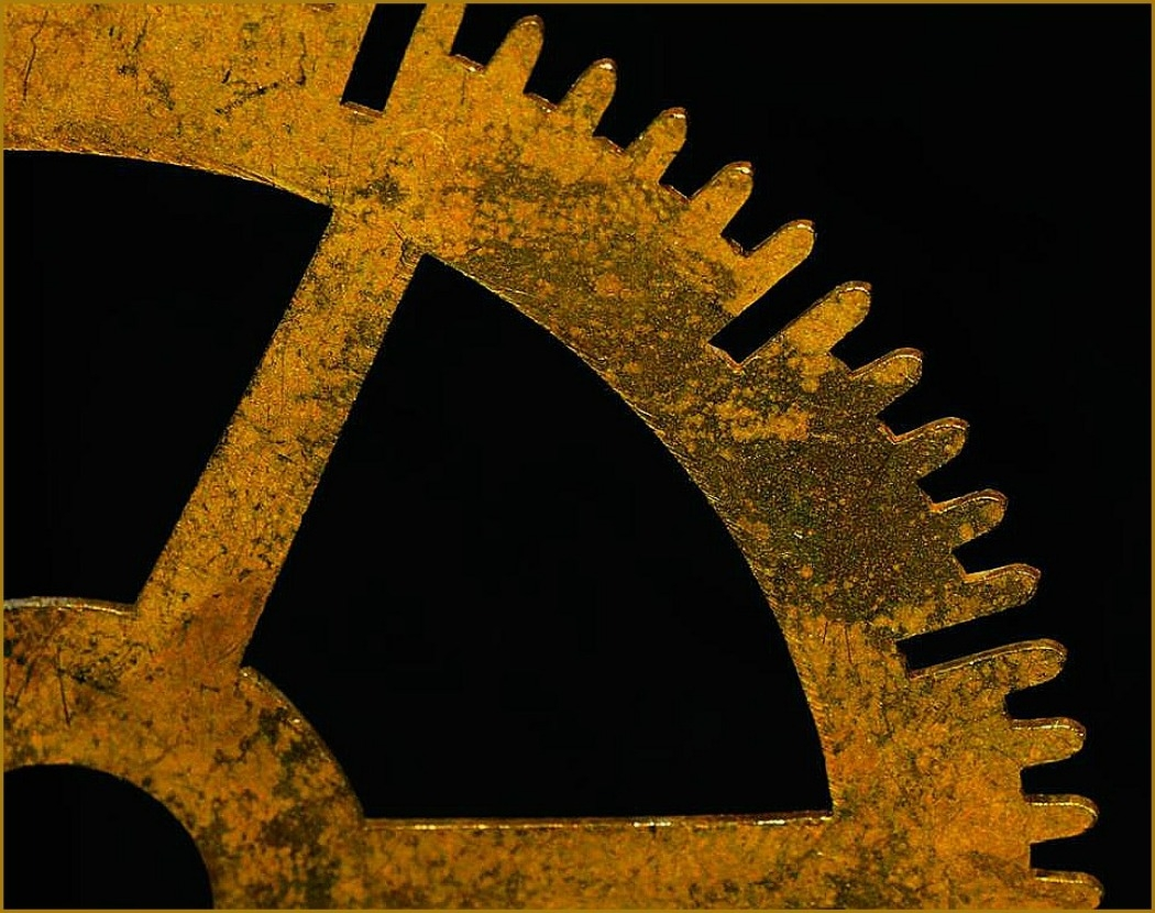 Image of the Month - A - The Gears of Time by Paul Kimball
